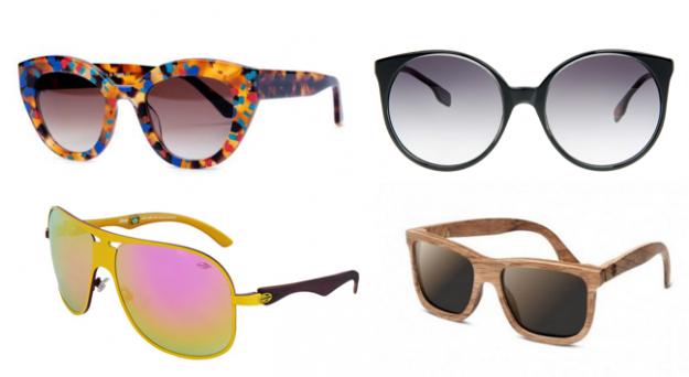 Óculos para o Verão 2014