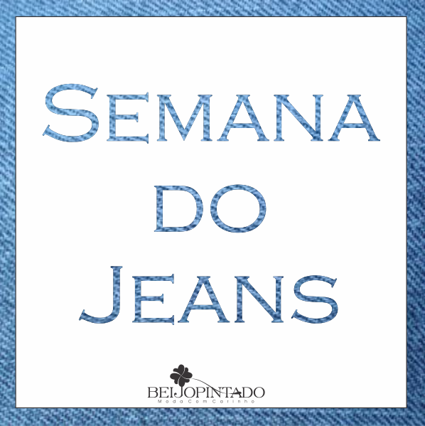 Semana do jeans Beijo Pintado
